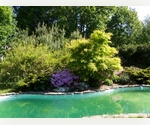 CLOSE TO BRIDGEHAMPTON VILLAGE 5 BEDROOMS HEATED POOL CHARMING