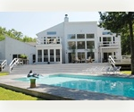 6 ACRE RENTAL AFFORDS COMPLETE PRIVACY - TENNIS/POOL/HOT TUB!!!