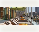 NEW LUXURY SKY RISE,  FiDi, TRIBECA, 2BD/2BATH FULL AMENITIES INCLUDED *no fee*