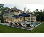 STUNNING NORTH HAVEN WATERFRONT 5 BEDROOMS ,7.5 BATHS , POOL